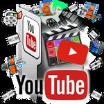 YouTube Folder Icon V2 by alexartchanimte7