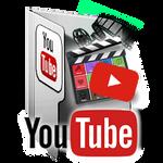 YouTube Folder Icon V3 by alexartchanimte7