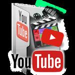 YouTube Folder Icon V4 by alexartchanimte7