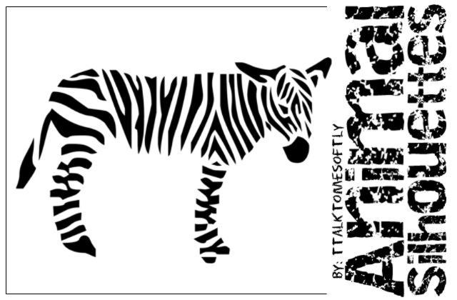 Animal Silhouettes Brushes by ttalktomesoftly