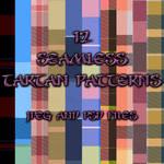 12 Tartan Textures
