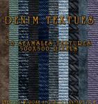 10 Denim Textures