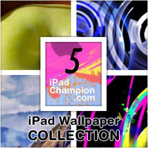 iPad Champion iPad Wallpapers by dlife