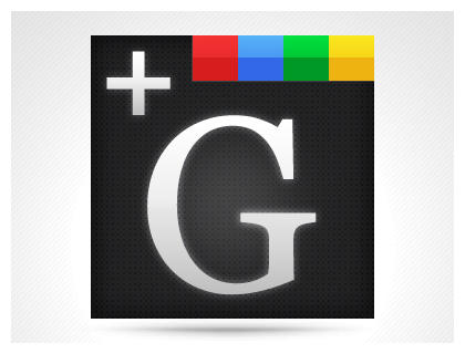 G+ Icon 256x256 PSD by dlife
