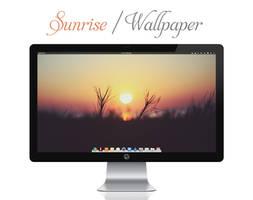 Sunrise Wallpaper by bokehlicia