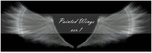 X. Painted Wings Version 1 .X