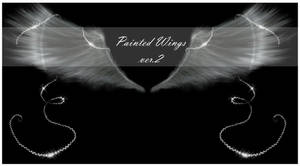 X. Painted Wings Version 2 .X