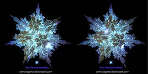 Crossview Zero Gravity Snowflake