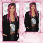 Photopack png demi Lovato