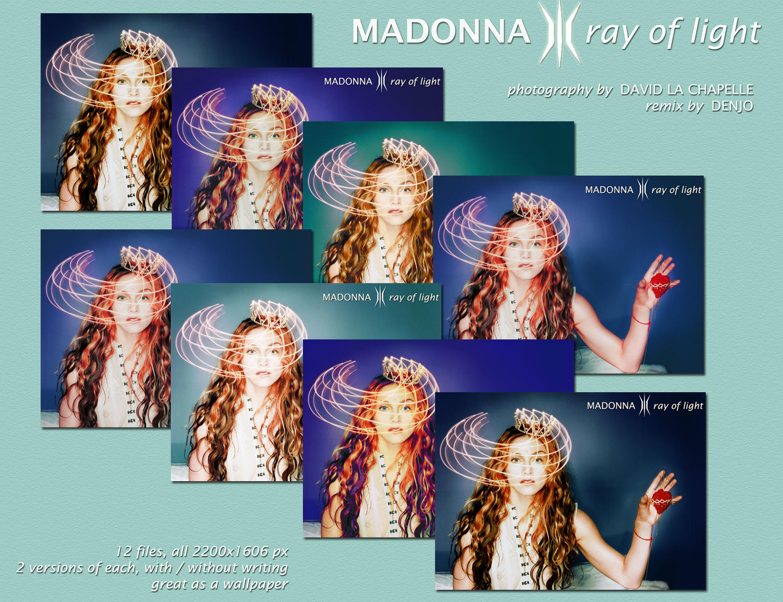 Madonna by La Chapelle - Remix by Denjo-Reloaded