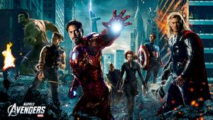Marvel's The Avengers PSD by uLtRaMa6nEt1cART