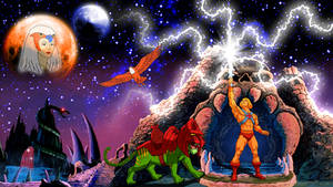 Masters Of The Universe: He-Man Motion Poster