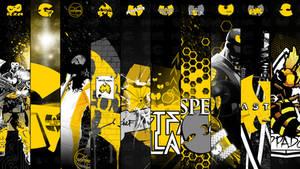 Wu-Tang Clan Logos PSD Pack