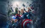 Avengers AoU Wallpaper v1 multi-res