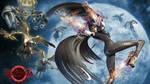 Bayonetta Motion Poster 1 by uLtRaMa6nEt1cART