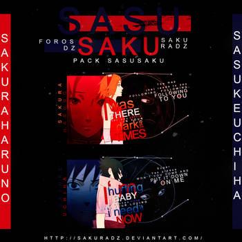 SasuSaku Pack by SakuraDz