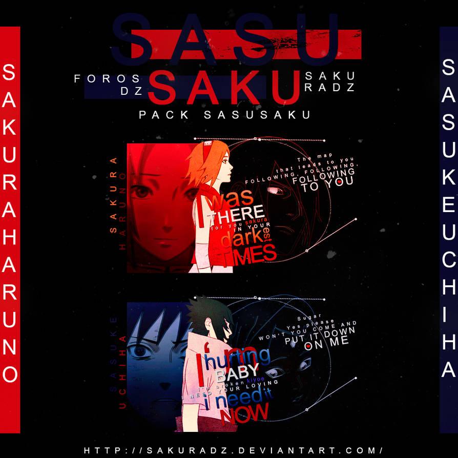 SasuSaku Pack