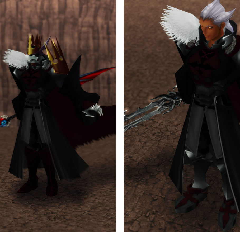 Ansem Seeker Armor Xps Download By Jointoperation On Deviantart