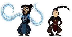 P'li and Ming Hua