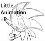 Sonic Rough Animation