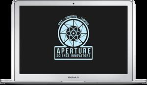 Aperture Science Innovators Wallpaper 1