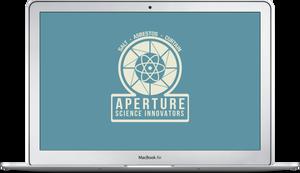 Aperture Science Innovators Wallpaper 2