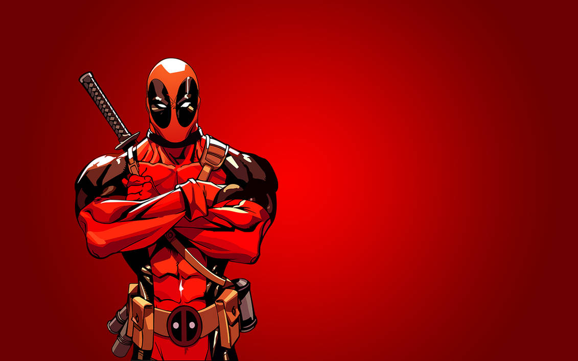 Deadpool Wallpaper by Bogun99 ...