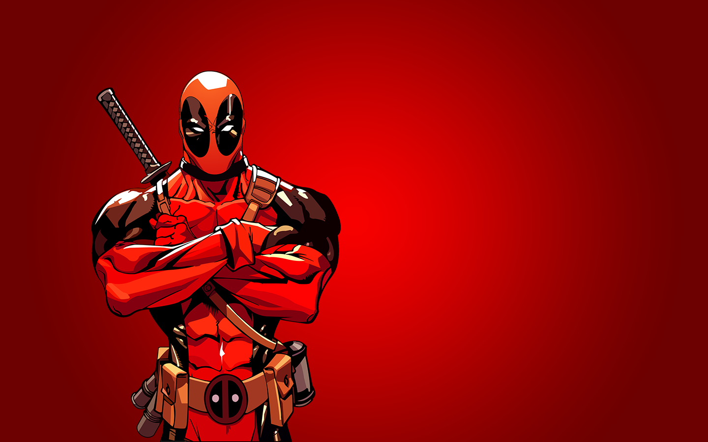 Deadpool wallpaper by bogun99 on deviantart for Deviantart wallpaper