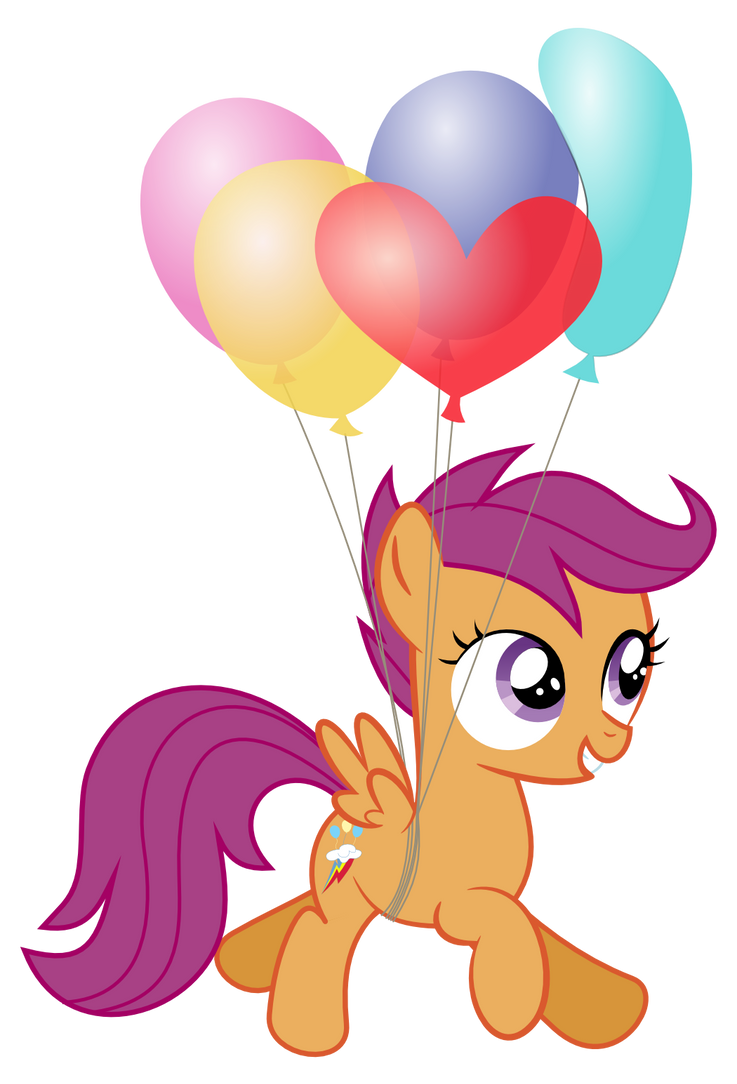 Scootaloo's new cutie mark by tgolyi