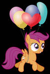 Scootaloo's new cutie mark