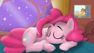 Sleeping Pinkie