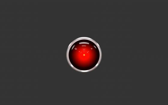 HAL 9000 Logon for Vista