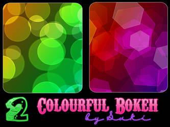 2 Colourful Bokeh by Suki95