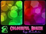 2 Colourful Bokeh