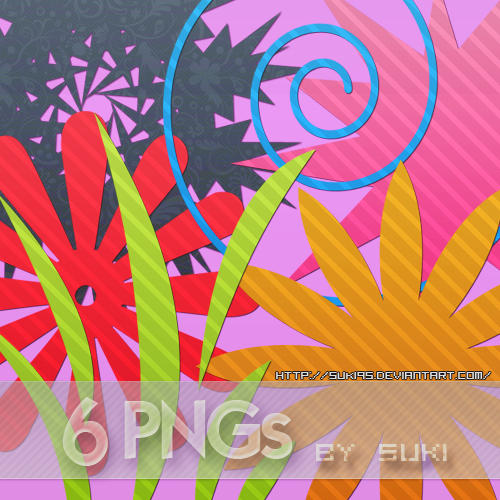 Random PNGs 02 by Suki95