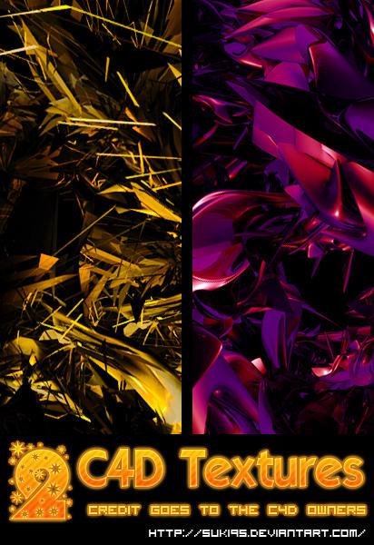 C4D Avii Textures by Suki95