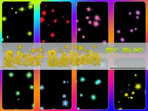 8 Star Bokeh