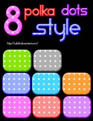 8 Polka Dots Style