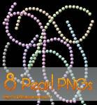 8 Pearl PNGs