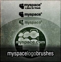 MySpace Logo Brushes