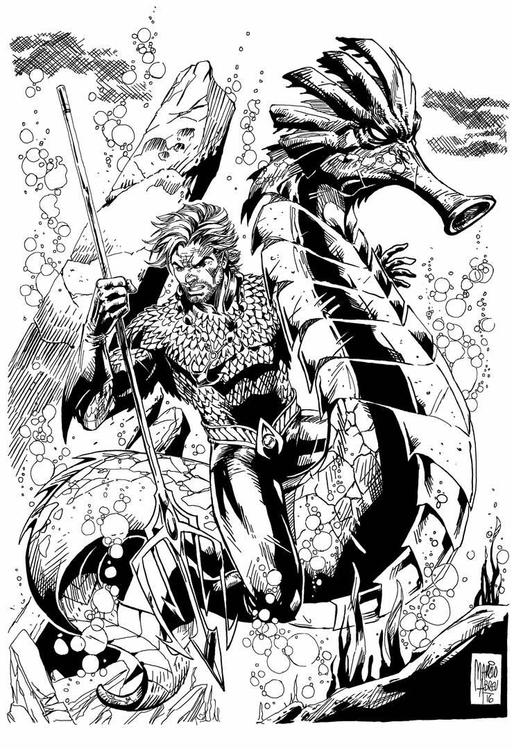 Aquaman   Marcio Abreu By Marcioabreu7-da4z0k5