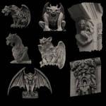 Gothic Gargoyles