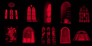 Gothic Stained Glass