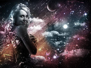 Fashion Space Wallpapers Pack