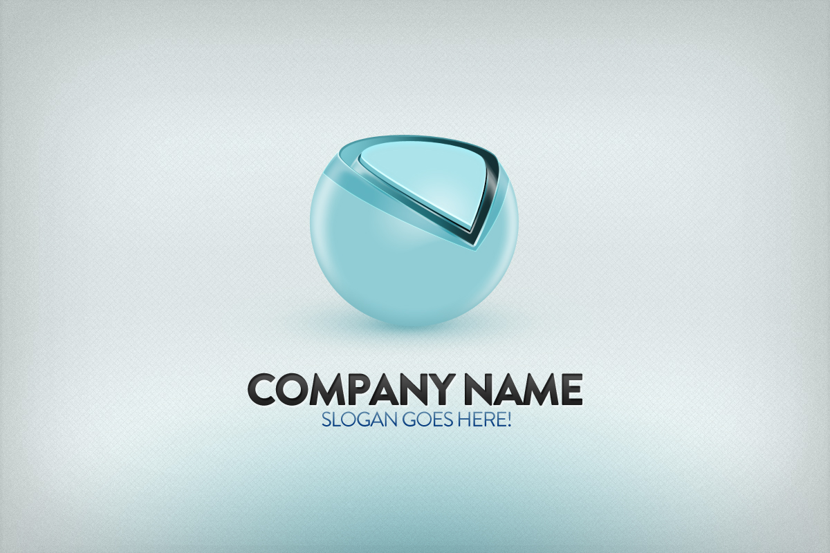 Customizable Logo PSD