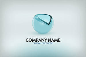 Customizable Logo PSD by NishithV