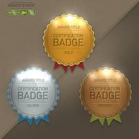 Award Badge PSD by NishithV