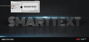 Smart Text PSD