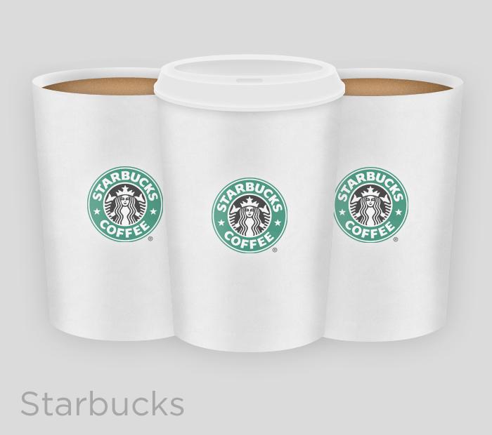 Varmt - Starbucks icon by Fpsdown