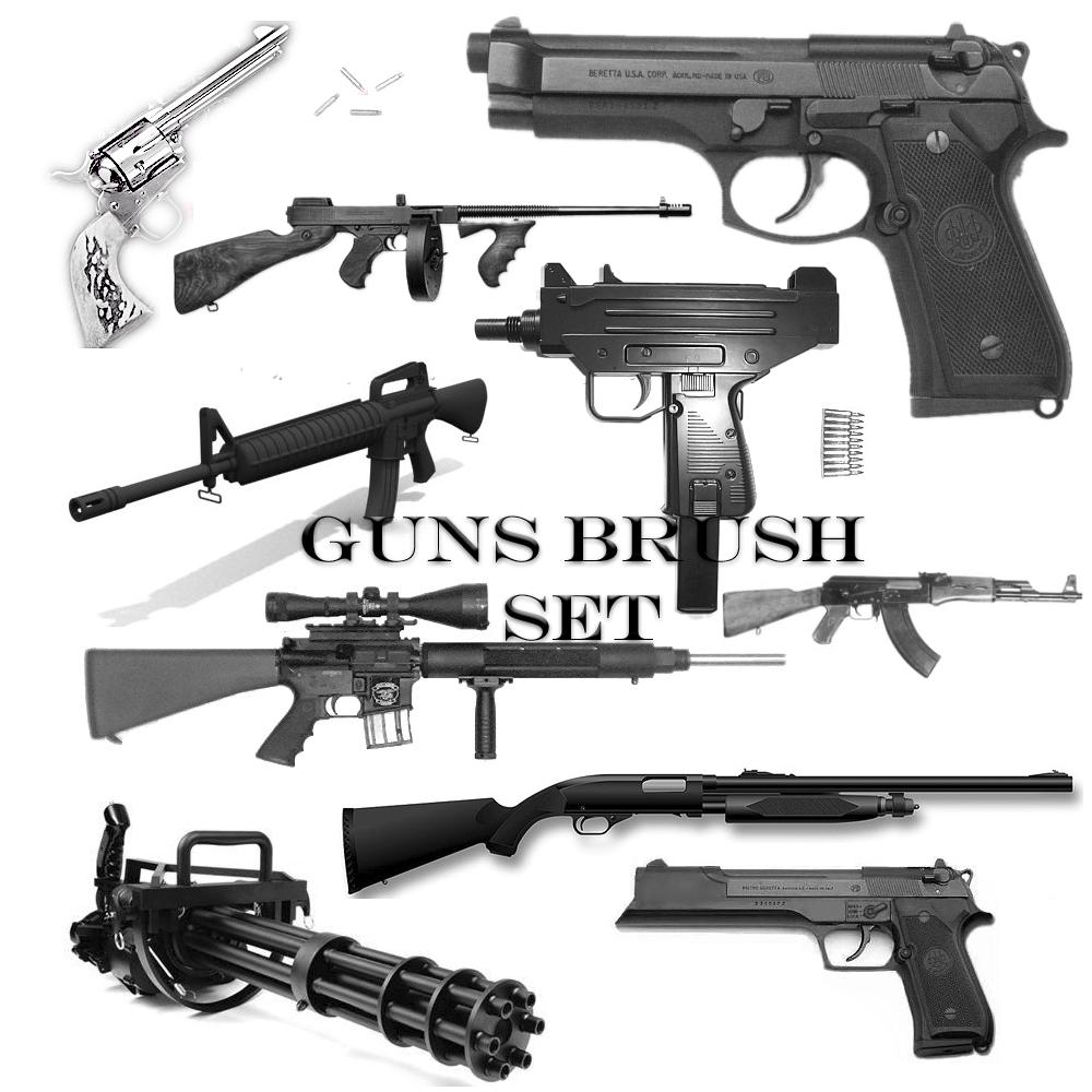 Gun Brushes